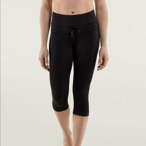 lululemon athletica Pants - Brand New! Lululemon drawstring cropped yoga pants